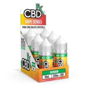is cbdfx vape juice safe