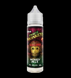 Hakuna Shortfill E-Liquid by Twelve Monkeys Vapor